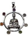 Chakra hanger boeddha