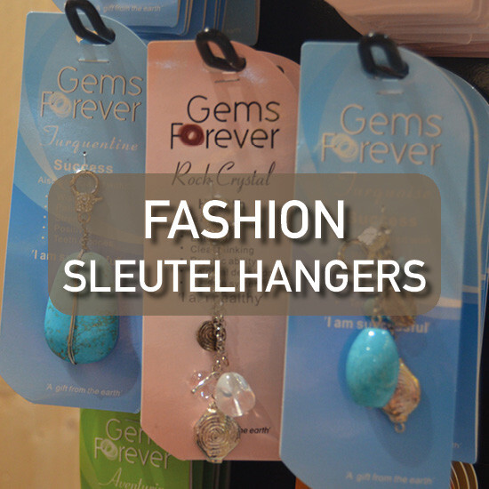 Fashion sleutelhangers