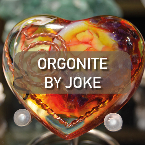 Orgonite by Joke